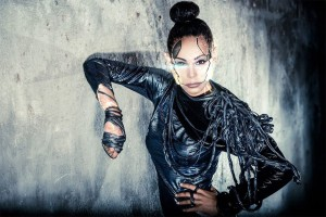 Cyborg Fashion Shoot