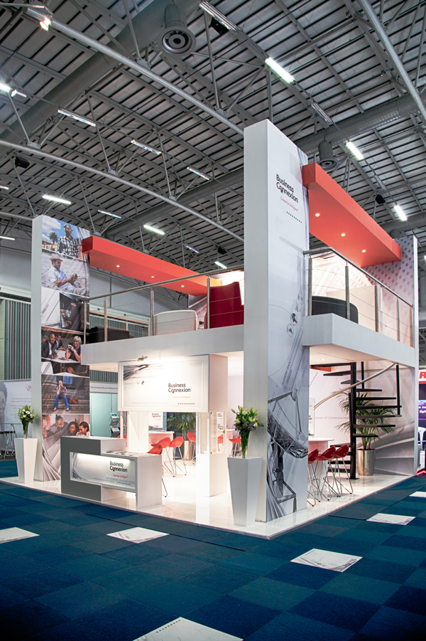 CTICC Exhibition Stands – HDR Photography