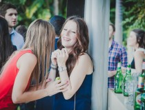 Event Photography - laughing - Elayna & Kyle