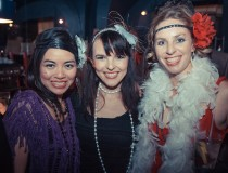 Vintage Smile from the Girls at the Crypt