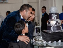 Looking at the Cake