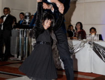 Little Girl Dancing with Deven