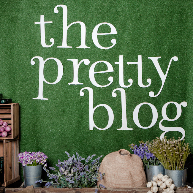 The Pretty Blog Launch Party