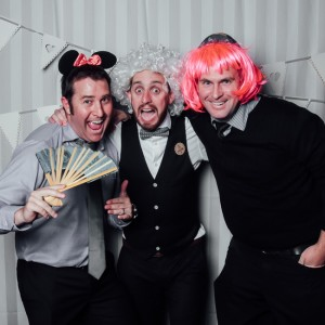 Howie & Jenna's Photo Booth