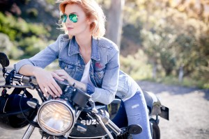 Vintage Cafe Racer Shoot