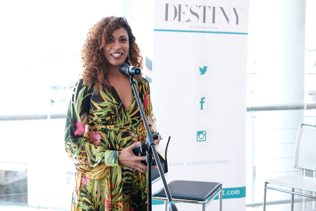 Destiny Magazine Event Launch