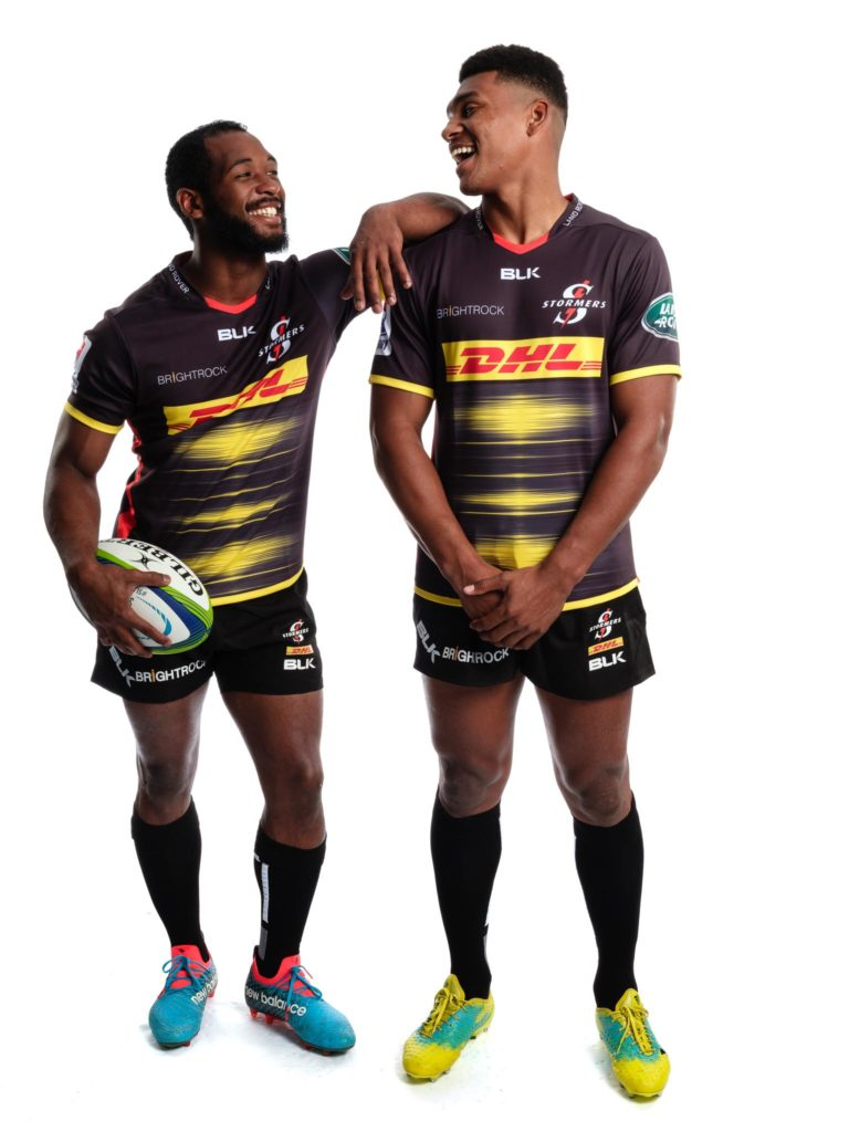DHL Stormers Rugby Jersey