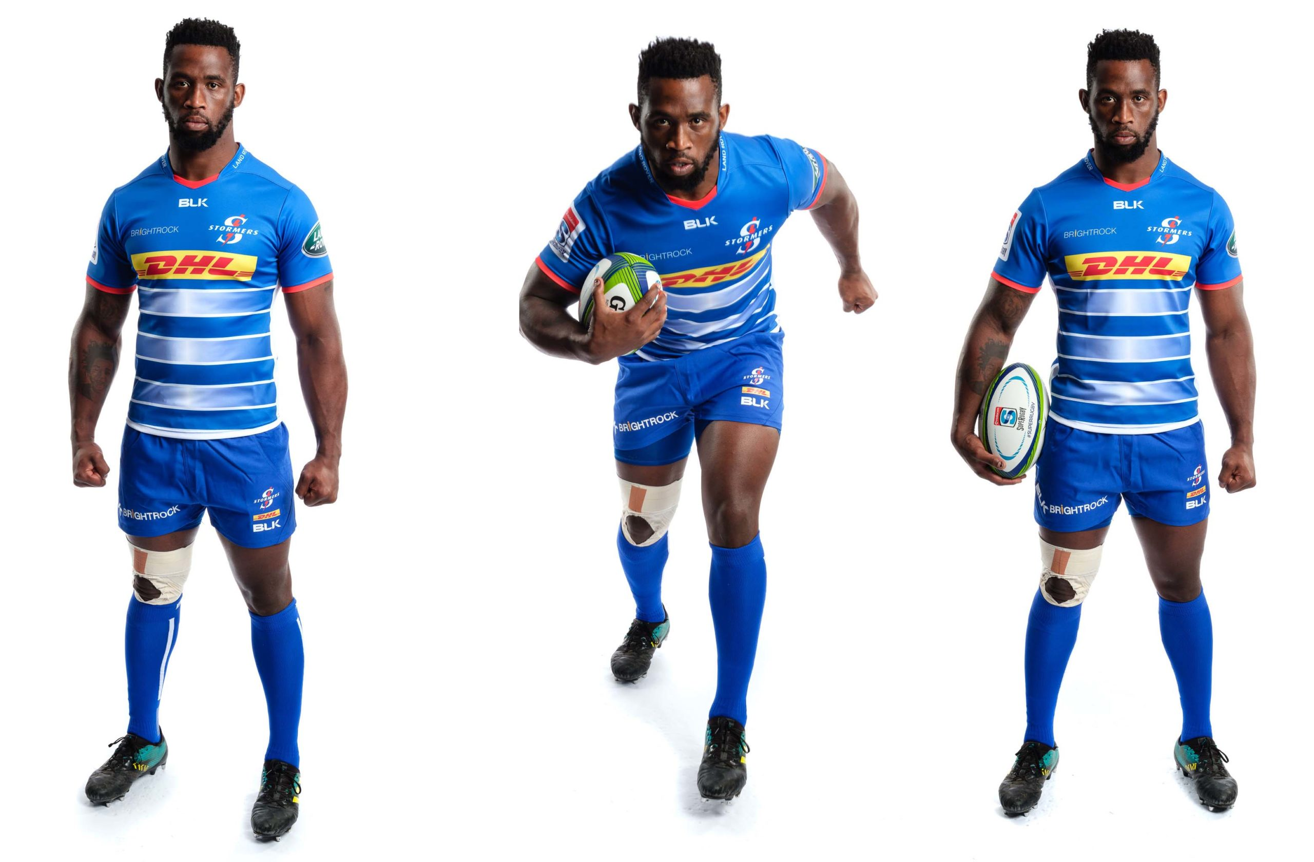 DHL Stormers Rugby Jersey 2019